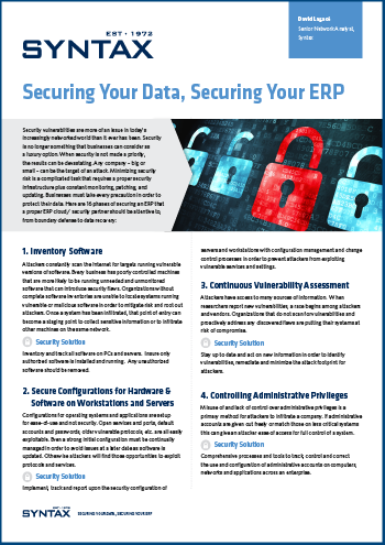 Secure Your Data Secure Your ERP_thumb-350