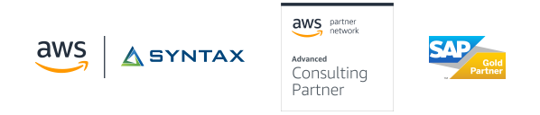 syntax-aws-sap-partnership