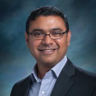 Ravi Kandukuri Headshot