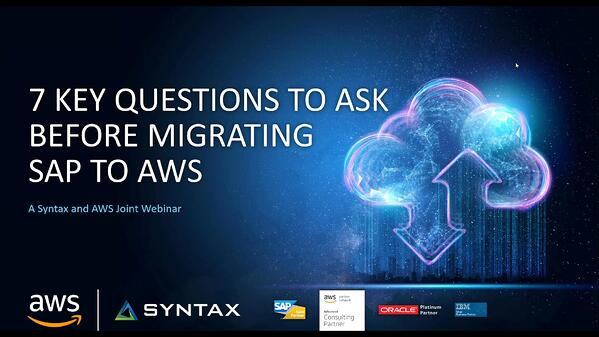 [Webinar] 7 Key Questions to Ask Before Migrating SAP to AWS-thumb-1